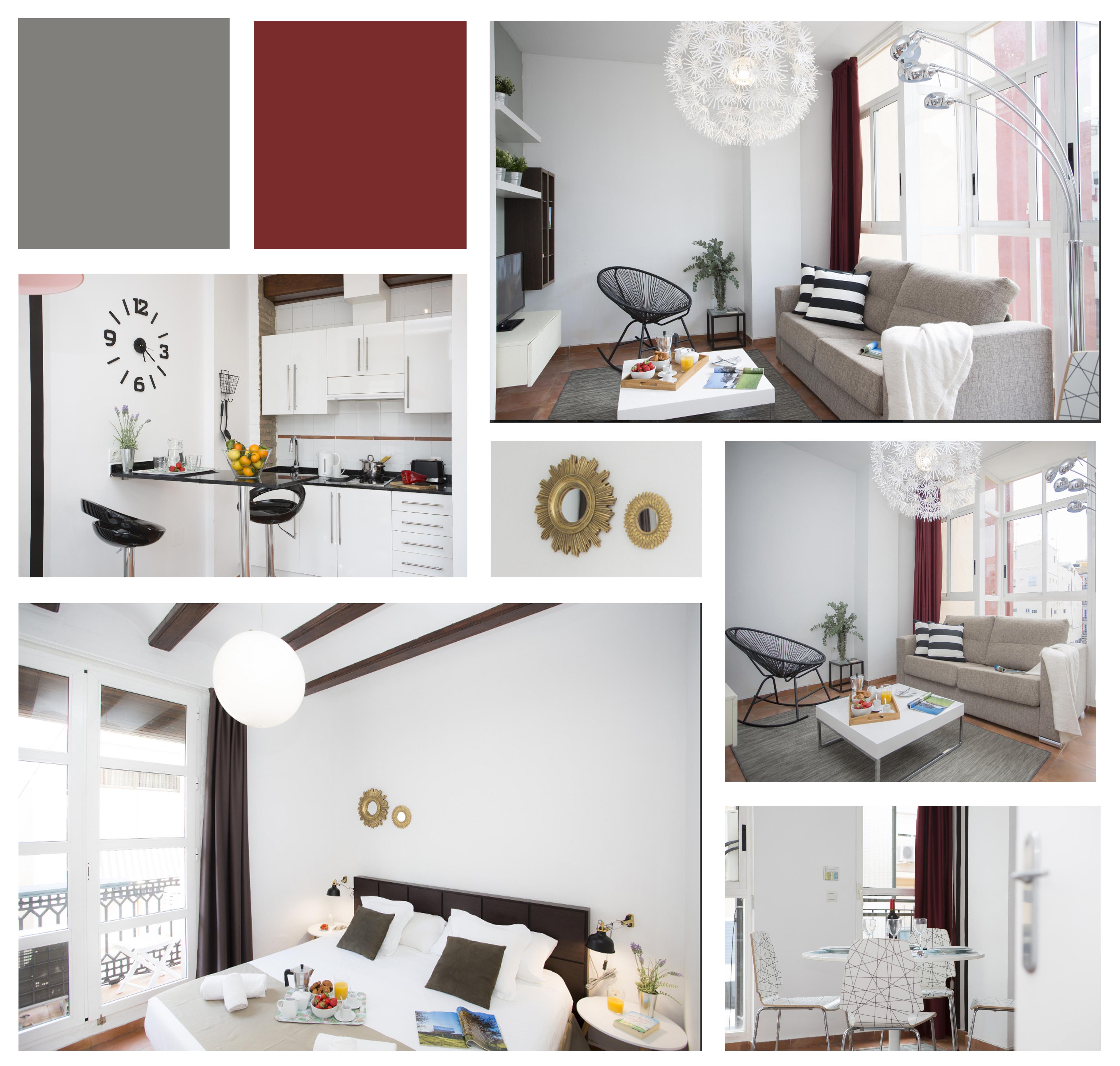apartamento Botánico 202
